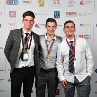 The UK's best young roofers are revealed